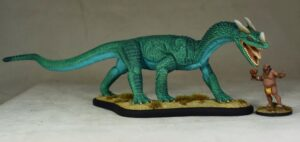 FOI 514 The Sirrush, limited resin release